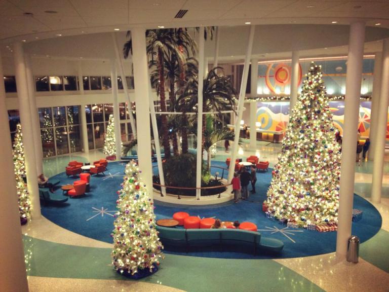lobby cabana bay