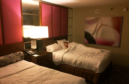 La chambre de la première nuit