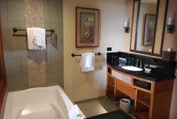 Double salle de bain
