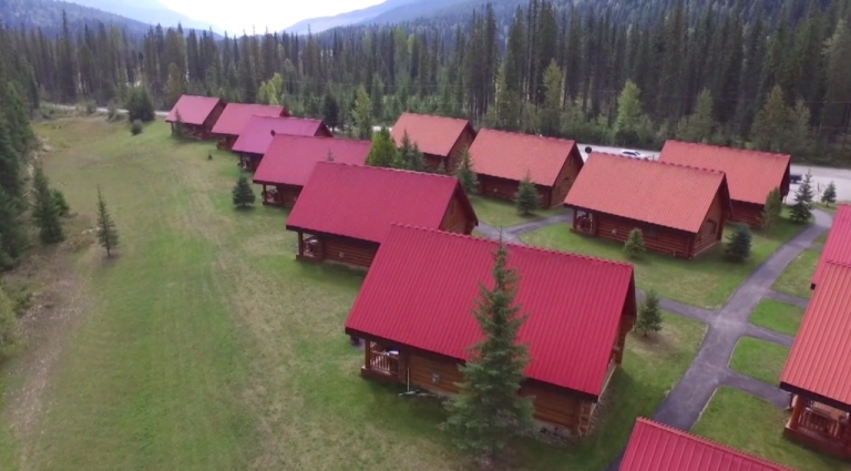 aerial-kicking-horse-chalets