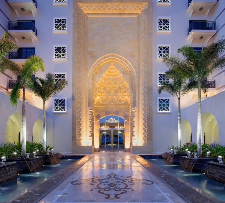 jumeirah entrance